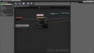 UE4 Blueprint