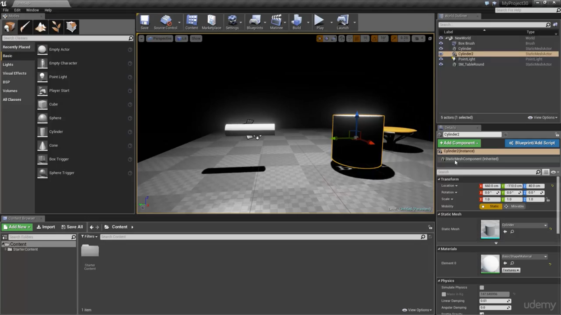 Unreal Engine 4: The Complete Beginner's Course – ROTN